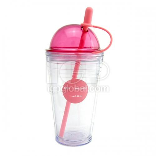 IGP(Innovative Gift & Premium)|Double Layer Straw Cup
