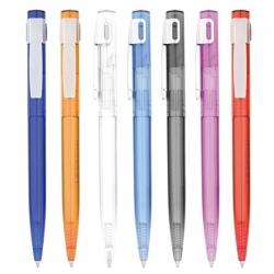 透明桿扭動筆