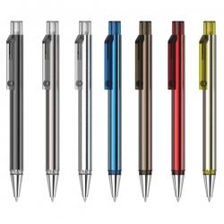 雙管金屬筆