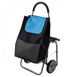 帶凳行李車