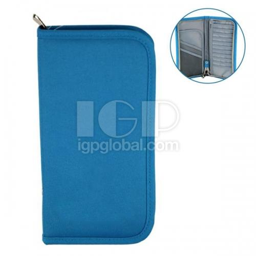 IGP(Innovative Gift & Premium)|Zip Card Bag