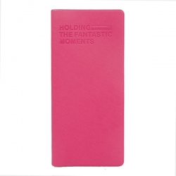 PVC十字紋護照套