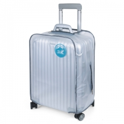 PVC旅行箱套