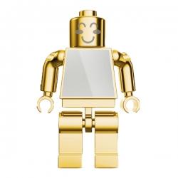 發光機器人USB