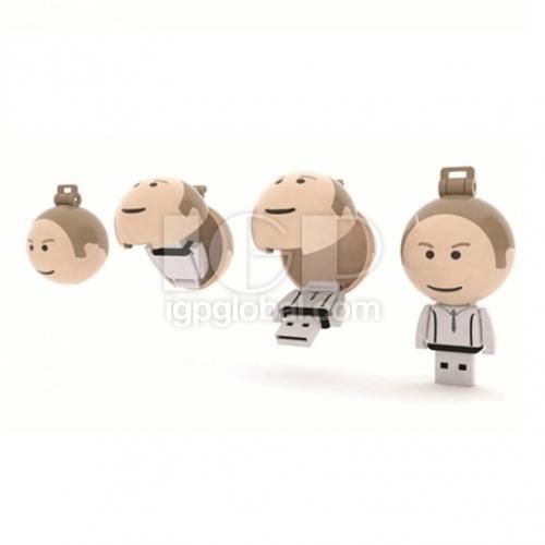 波頭USB人仔系列