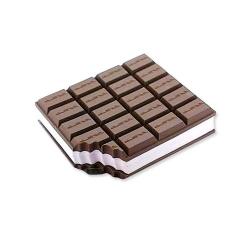 巧克力便條本