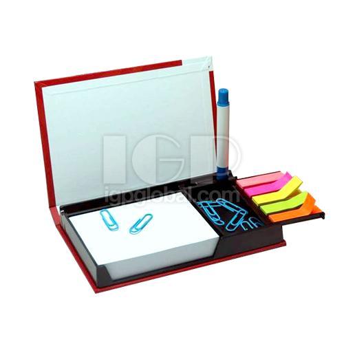 文具套裝便簽盒