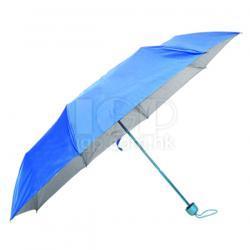 三摺傘(鍍鋅架)