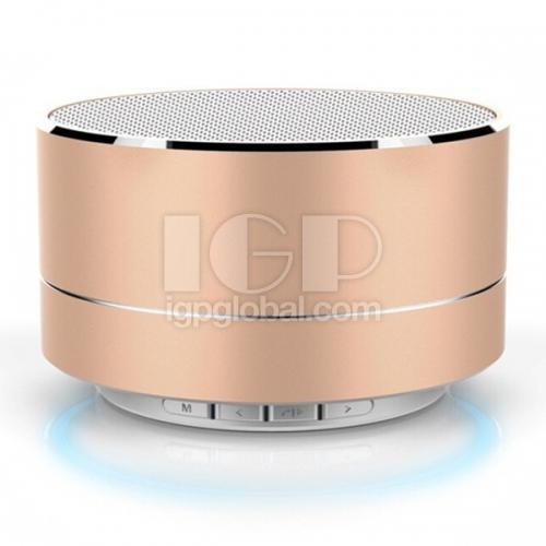 IGP(Innovative Gift & Premium)|Aluminum Bluetooth Speaker