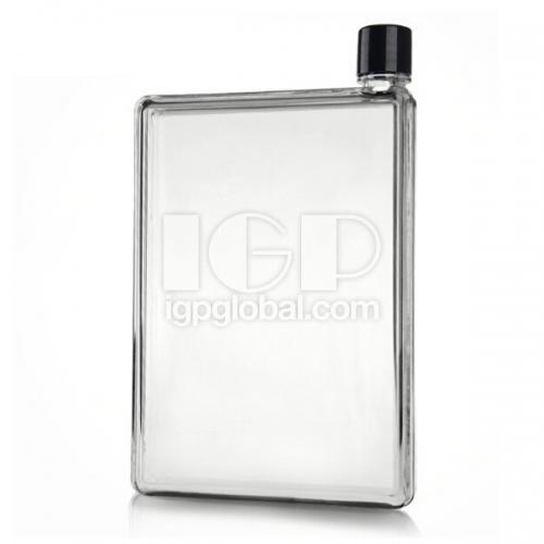 透明紙張水壺