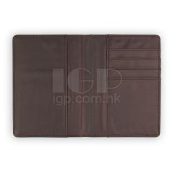 多夾層式護照套