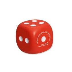 骰子壓力球