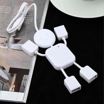 人形USB 集線器