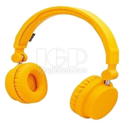 頭戴式耳機