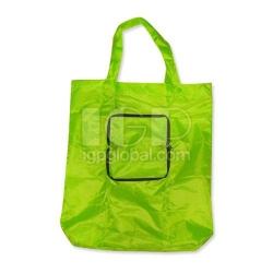 拉鏈尼龍購物袋