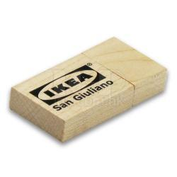 木製USB儲存器