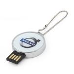 圓形USB儲存器