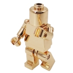 Metal robot USB