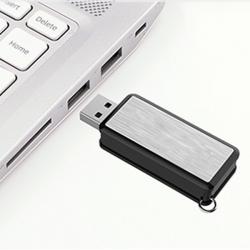 旋轉鋁制USB