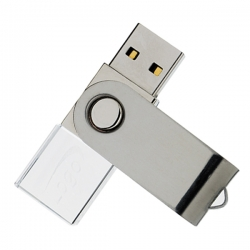 發光水晶USB