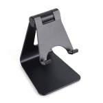 Adjustable aluminum alloy mobile phone holder