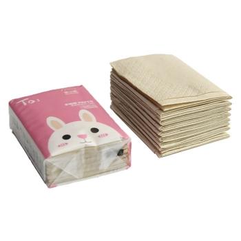 迷你小包紙巾廣告手帕
