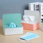Mask storage box for home use