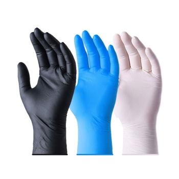 丁腈一次性防護手套