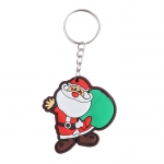 Christmas element keychain