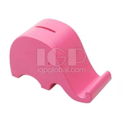 Elephant Piggy Bank Phone Holder