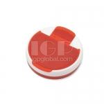Round Pill Box