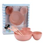 Children Wheat Tableware