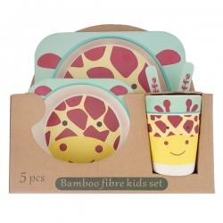 竹纖維兒童餐具