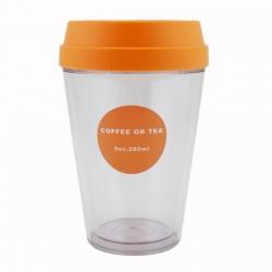 推蓋咖啡杯