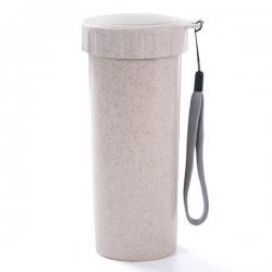 環保竹纖維單層杯