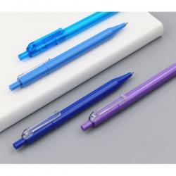 透明筆夾廣告筆
