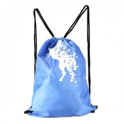 大容量雙肩束口背包