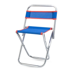 不鏽鋼便攜折疊椅