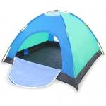 Double Doors Camping Tent
