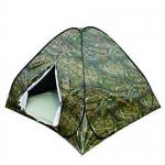迷彩露营帐篷