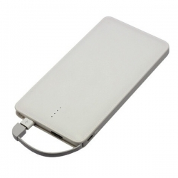 Full-colour Imitation Leather Power Bank