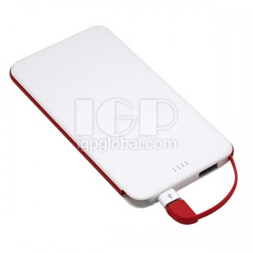 Curved Power Bank (Full-colour)