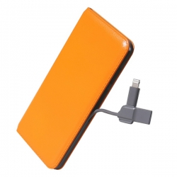 8000mAh Ultra-thin Power Bank