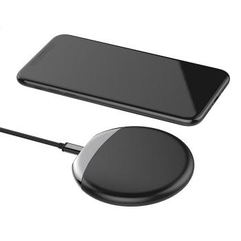 啞面餅狀無線充電器