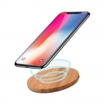 Bamboo wireless charger—various shapes