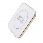 Aluminum alloy ultra thin square wireless charger