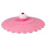 Cake Silicone Coaster