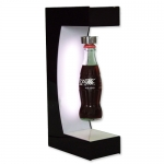 Suspended Coke Bottle