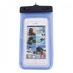 充氣手機防水袋