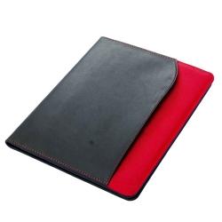 A4皮製文件夾